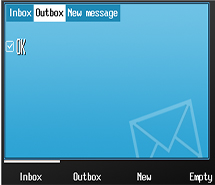 EOBR Outbox Screen